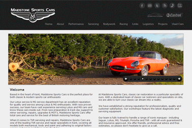 Maidstone Sports Cars